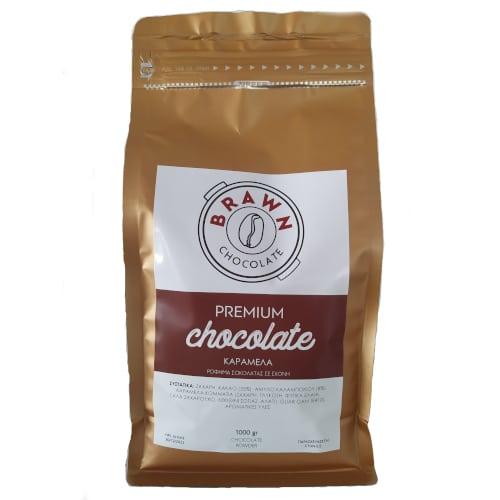 Brawn Σοκολάτα Καραμέλα