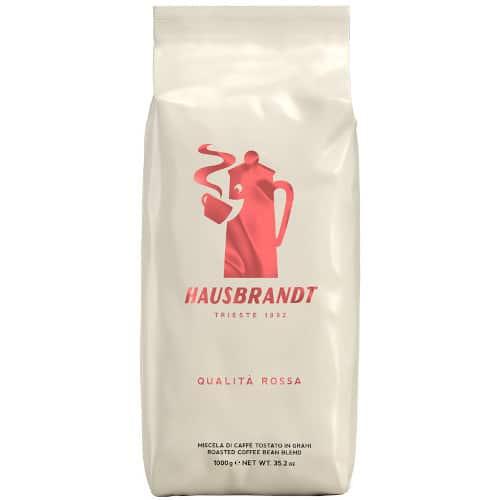 Hausbrandt Espresso Qualita Rossa 1000gr σε Κόκκους